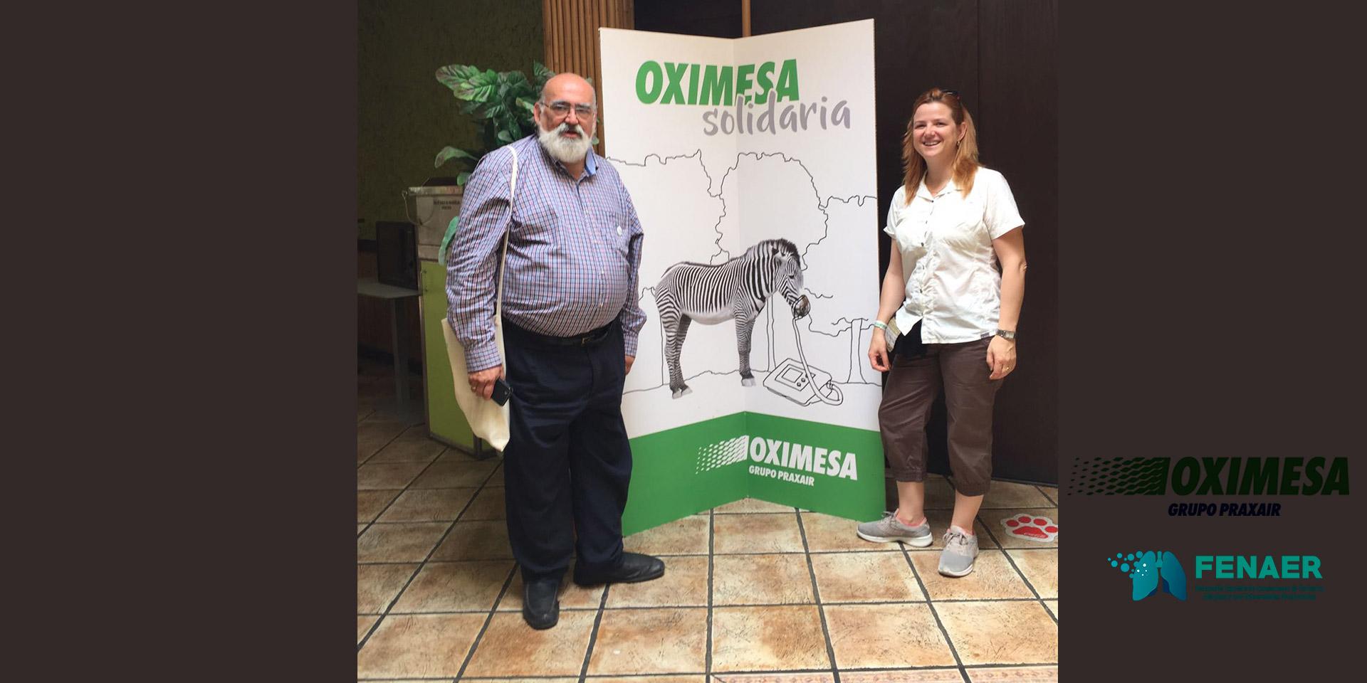 Jornada de entretenimiento saludable OXIMESA