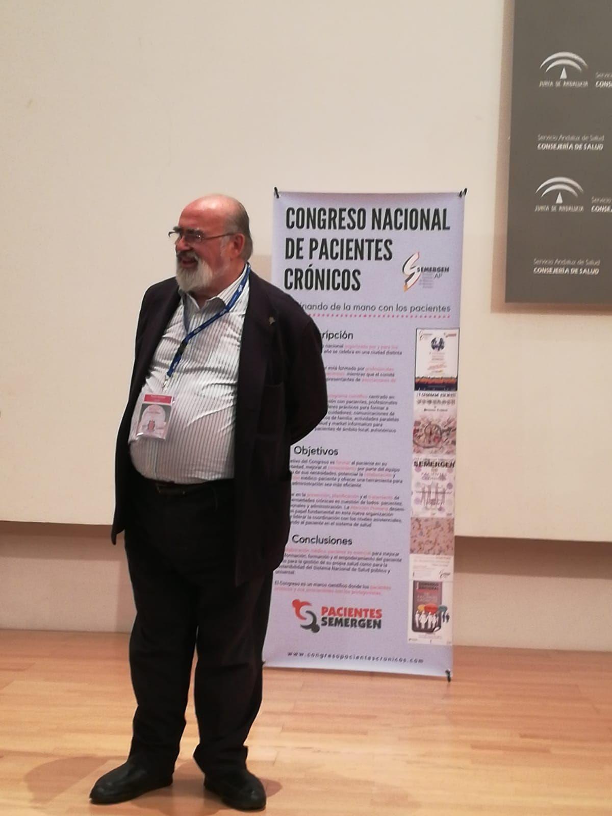 Congreso de Pacientes Crónicos de SEMERGEN en Córdoba