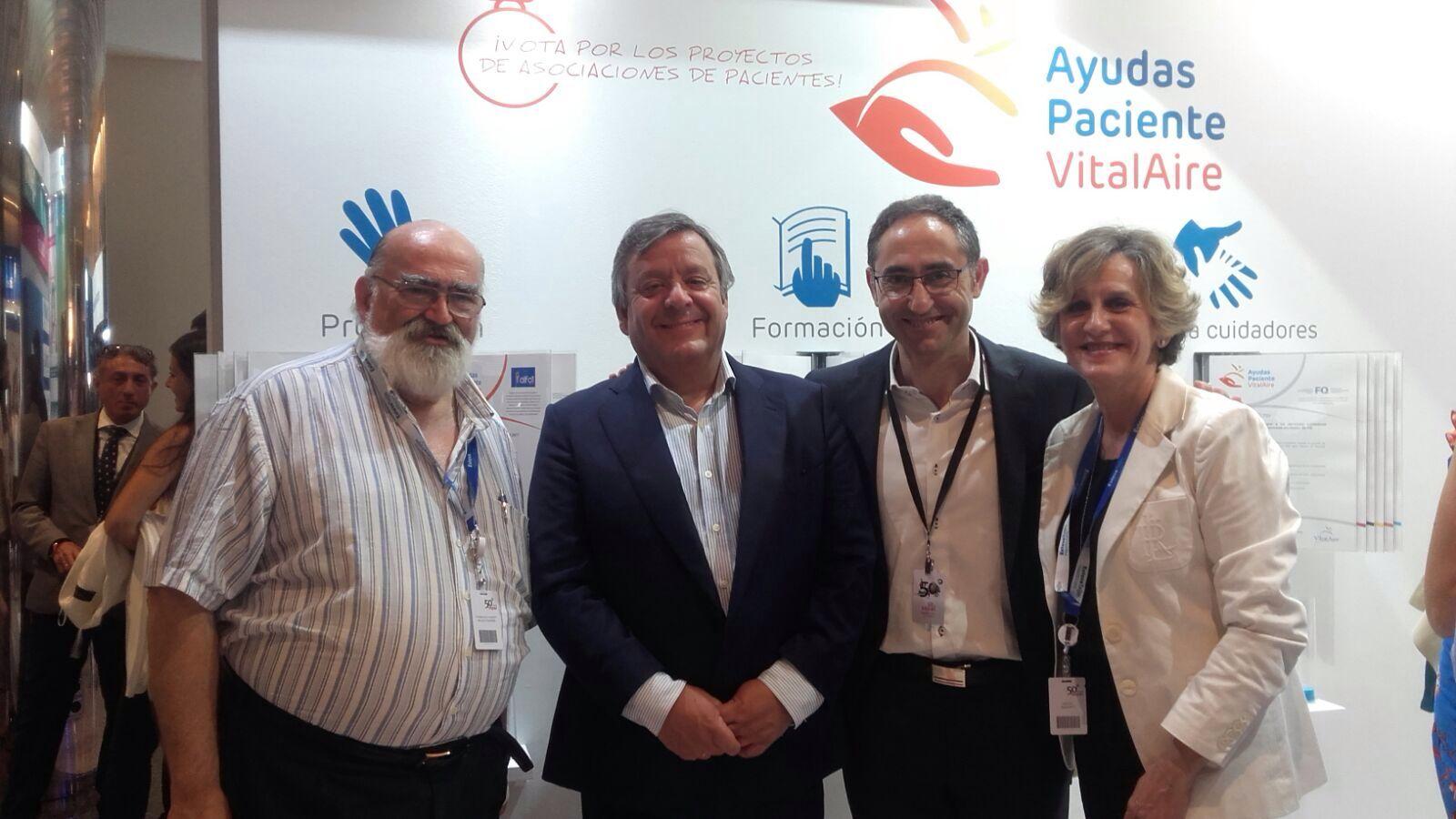 50 Congreso de SEPAR 2017