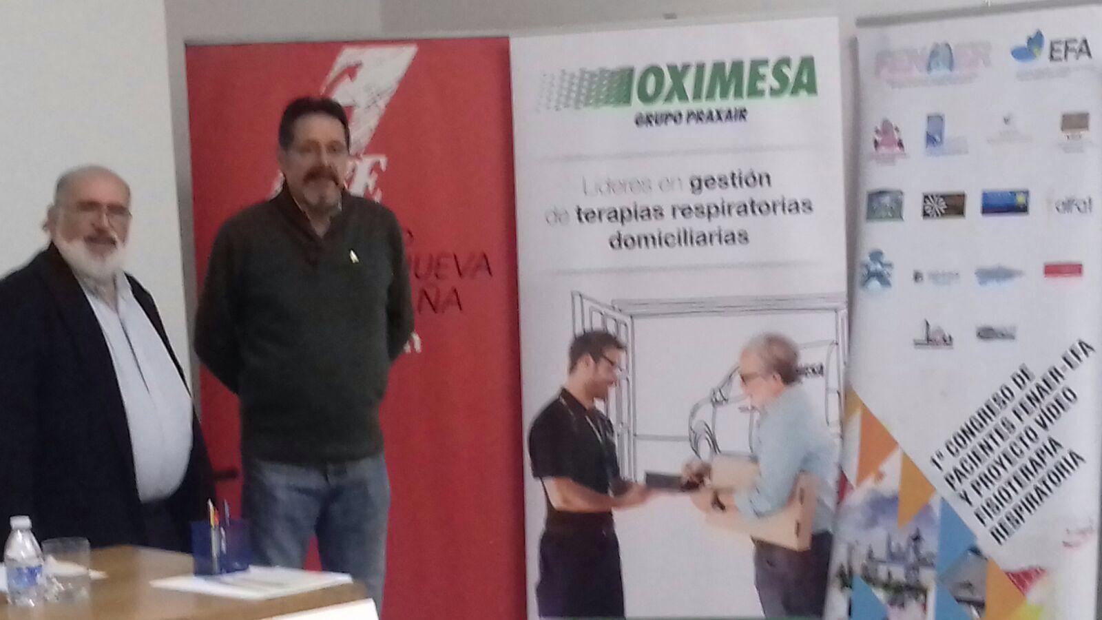 Reunión de ASMA Asturias