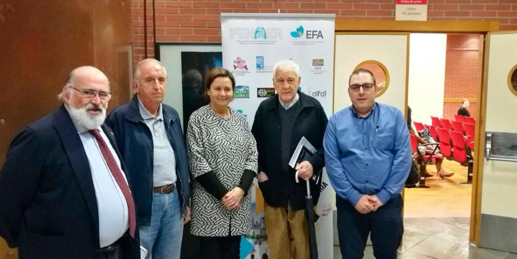 Javier Palicio deja la Presidencia de la Federación animando a las asociaciones a seguir trabajando por los pacientes