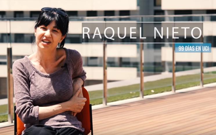 Pesar por el fallecimiento de Raquel Nieto, presidenta de Pulmón Madrid