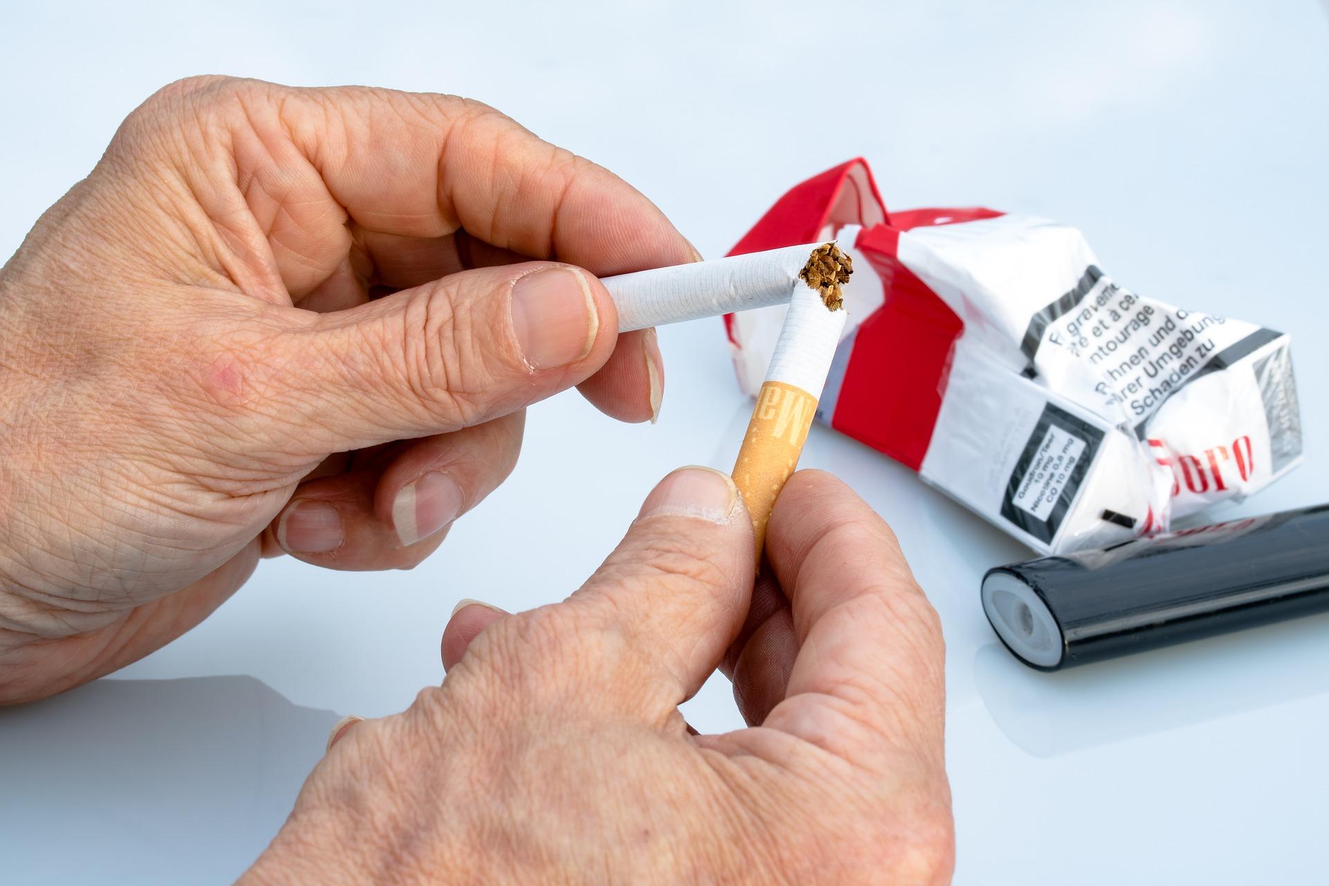 La prohibición de fumar en espacios públicos, una oportunidad para dejarlo definitivamente