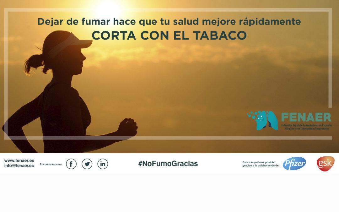 Corta con el tabaco