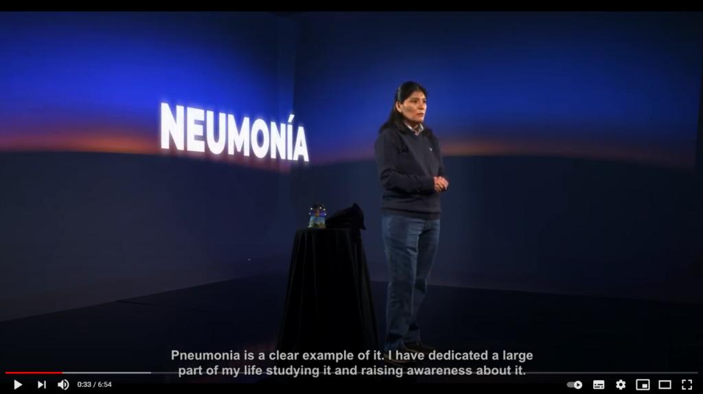 Resumen y valoración de Pheumolight, la campaña internacional sobre la neumonía promovida por Neumoai