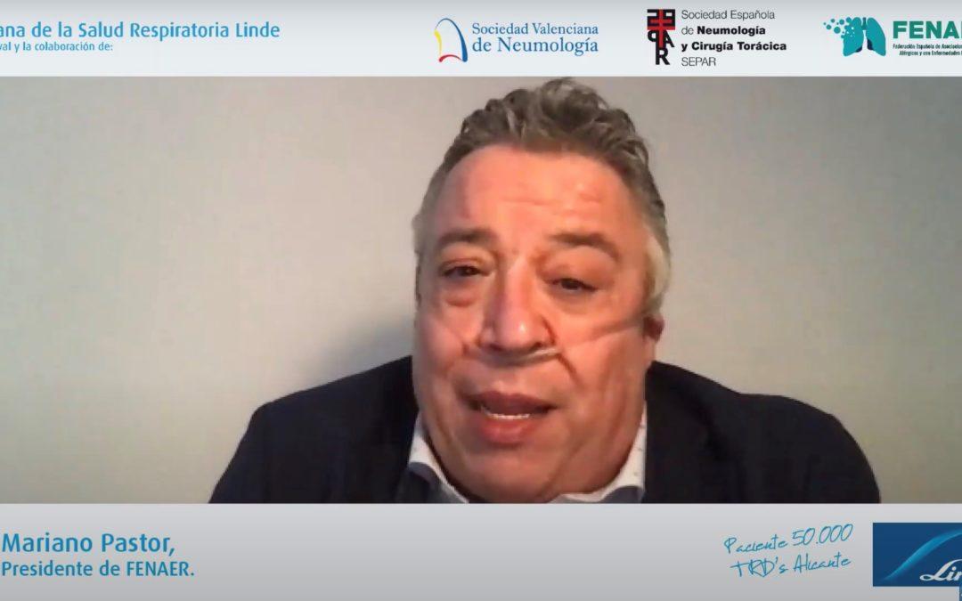Fenaer destaca el bajo diagnóstico de la apnea del sueño y la poca adherencia a los tratamientos