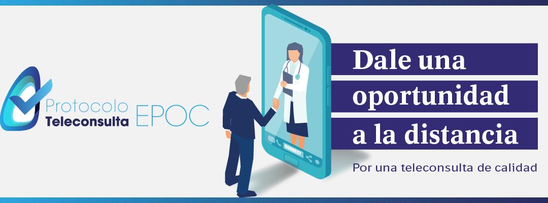 Cómo preparar y aprovechar mejor una teleconsulta con el protocolo para pacientes de epoc