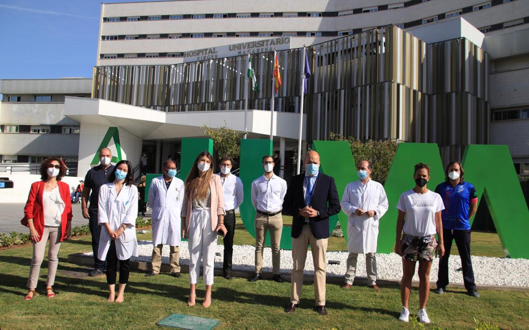 Pacientes con asma participarán en el Triatlón de Sevilla con la iniciativa 'Rompiendo estigmas'