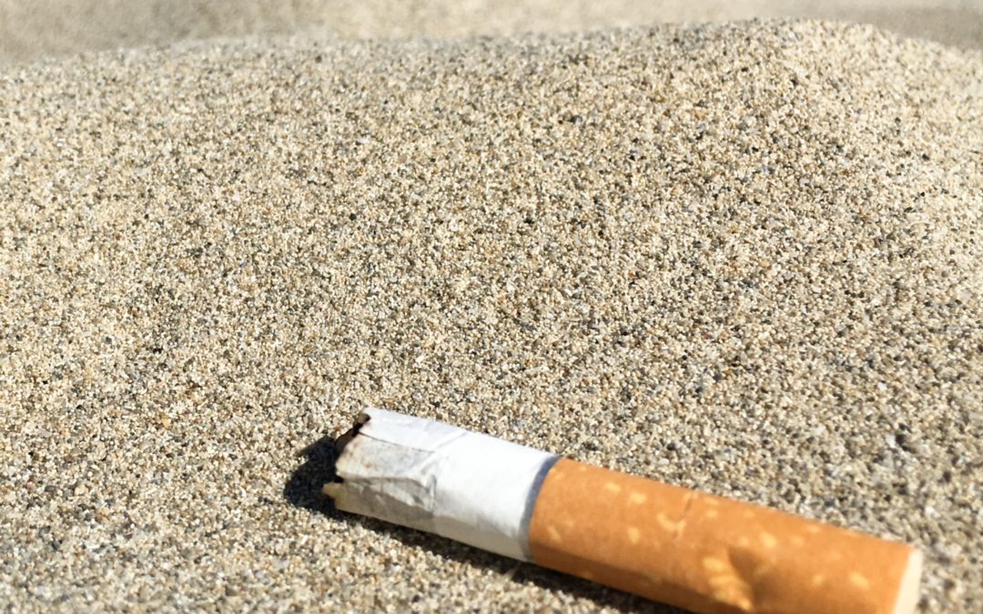 Playas sin humo de tabaco para disfrutar del verano con salud