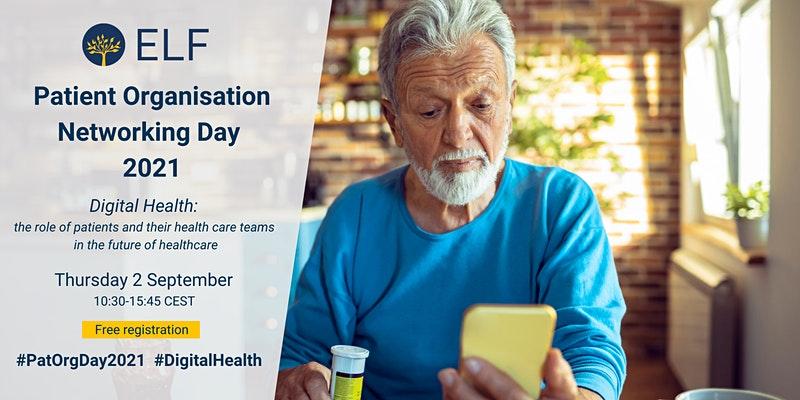 ELF convoca una sesión de trabajo para pacientes sobre salud digital