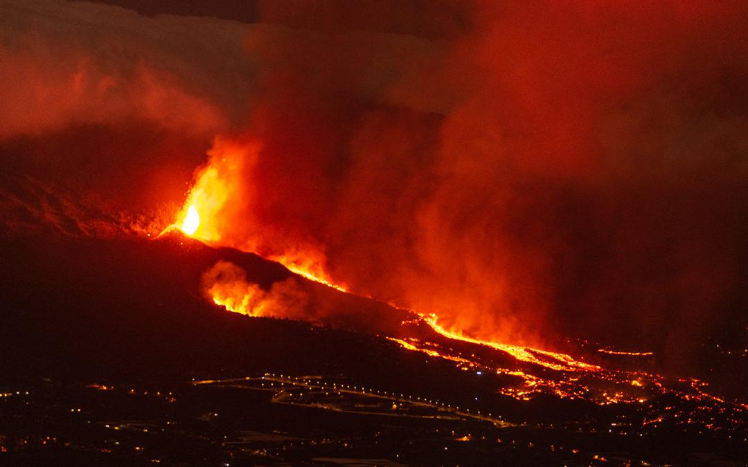 Recomendaciones para pacientes respiratorios ante la erupción del volcán en La Palma